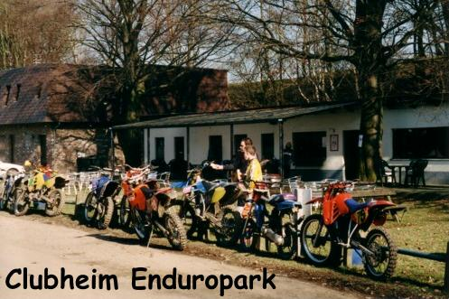 Domaine Trial et Enduro - Clubheim - Bilstain (Belgien)